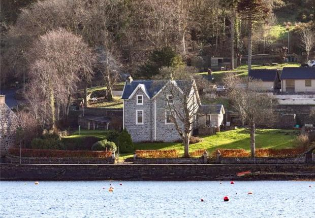 Thumbnail Detached house for sale in Marine Road, Port Bannatyne, Isle Of Bute, Argyll And Bute