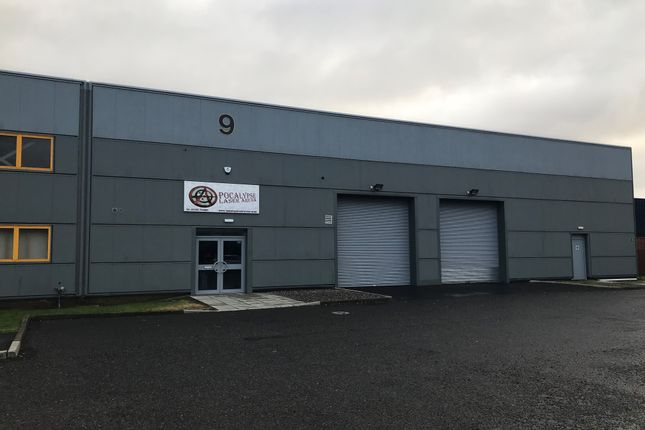 Thumbnail Industrial to let in Badenheath Place, Glasgow