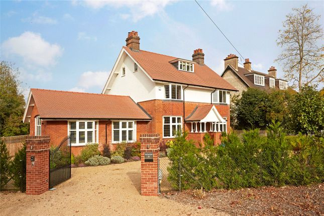 Thumbnail Detached house for sale in Ottways Lane, Ashtead, Surrey