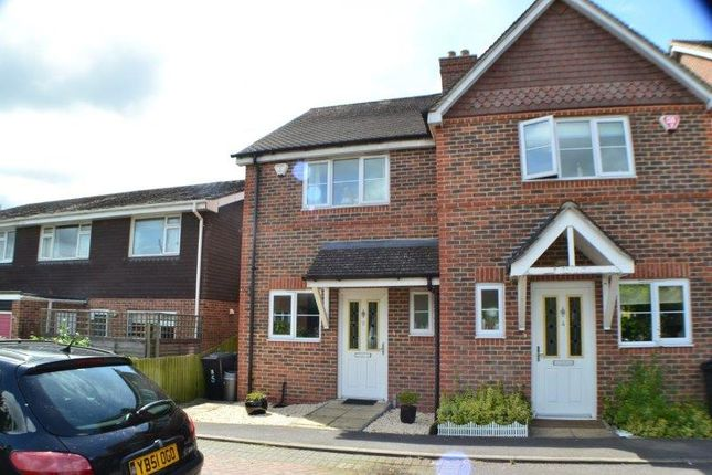 Thumbnail Semi-detached house to rent in Redfinch Mews, Thatcham