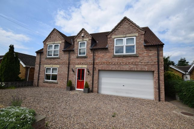 Thumbnail Detached house to rent in Wroot Road, Finningley, Doncaster