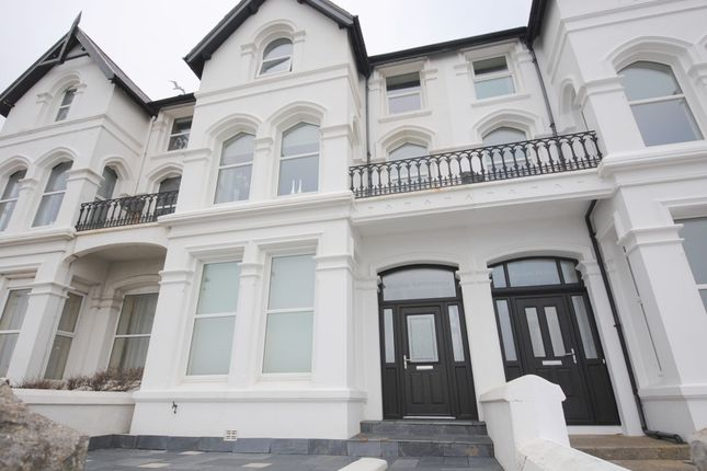 Thumbnail 2 bedroom flat for sale in The Promenade, Castletown, Isle Of Man