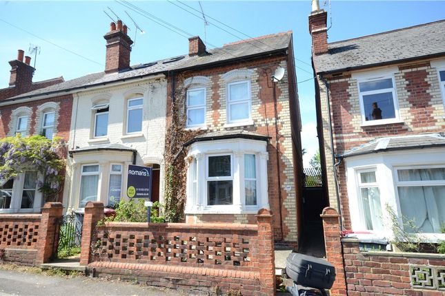 End terrace house for sale in Beecham Road, Reading, Berkshire
