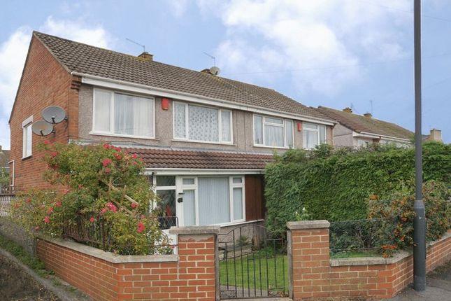 Thumbnail Property for sale in 31 Park Avenue, Winterbourne, Bristol