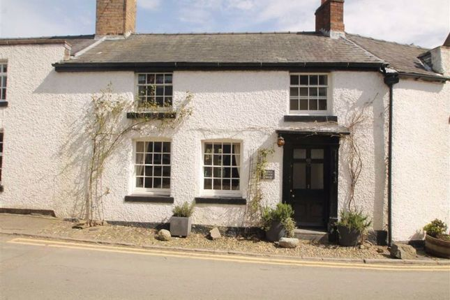 2 bed cottage for sale in Llansilin, Oswestry SY10