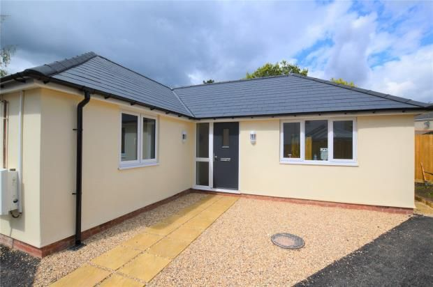 Thumbnail Detached bungalow for sale in Lambrook Way, Taunton, Somerset