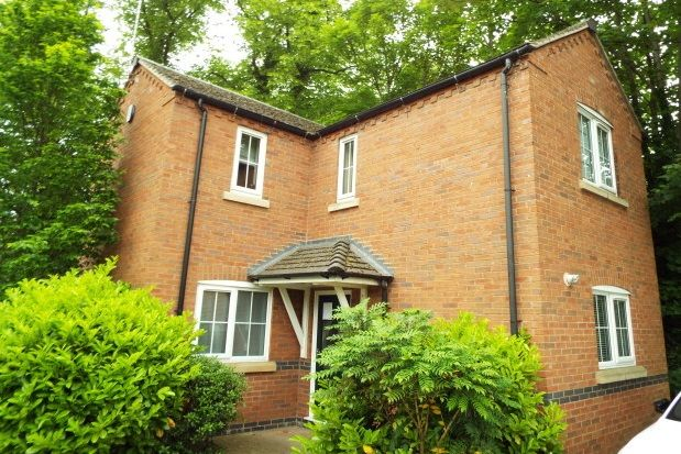 Thumbnail Detached house to rent in Seasons Close, Uttoxeter