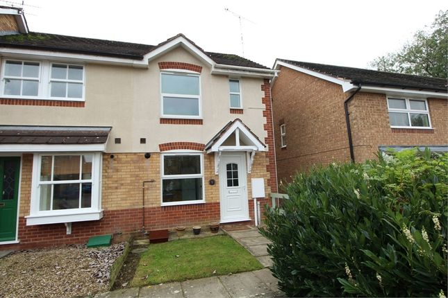 2 bed end terrace house for sale in Attlee Close, Lutterworth LE17