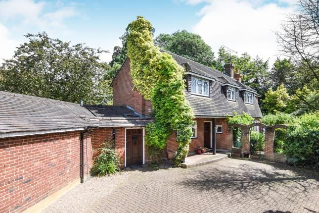 Thumbnail Detached house for sale in Loughton, Essex
