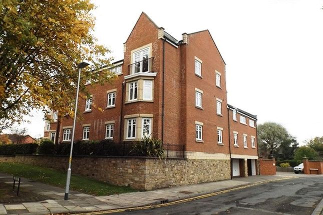 Thumbnail Flat for sale in Mill Race Court, Morpeth
