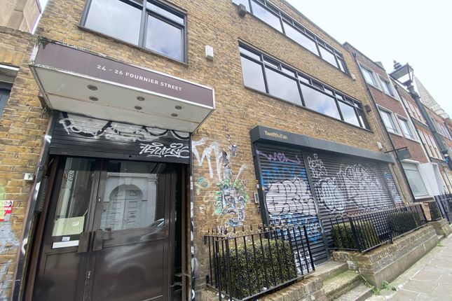 Thumbnail Office to let in Fournier Street, London