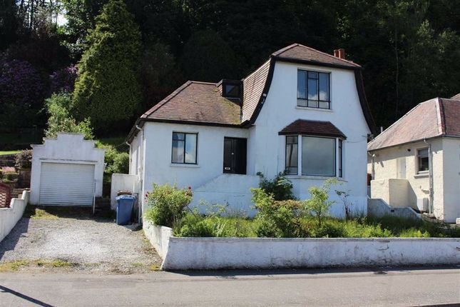 Thumbnail 3 bedroom detached house for sale in Cloch Road, Gourock