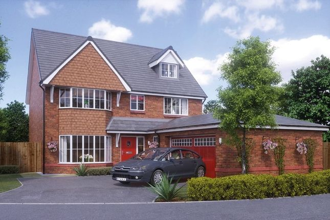 Thumbnail Detached house for sale in Off Highclove Lane, Worsley, Manchester