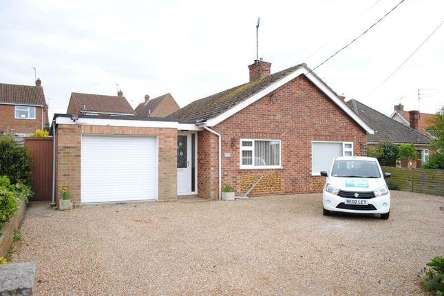Thumbnail Bungalow to rent in Fern Hill, Dersingham, King's Lynn