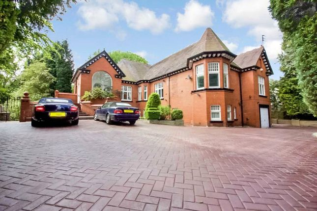 Thumbnail Detached house for sale in Old Hall Road, Salford, Greater Manchester