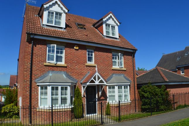 Thumbnail Detached house for sale in Farmwell Place, Prudhoe