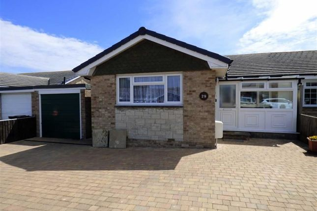 Thumbnail Semi-detached bungalow for sale in Cedar Drive, Preston, Weymouth