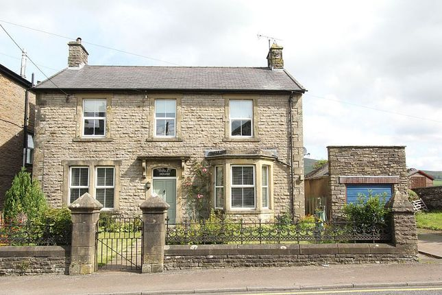 Thumbnail Detached house for sale in Burtersett Road, Hawes, North Yorkshire