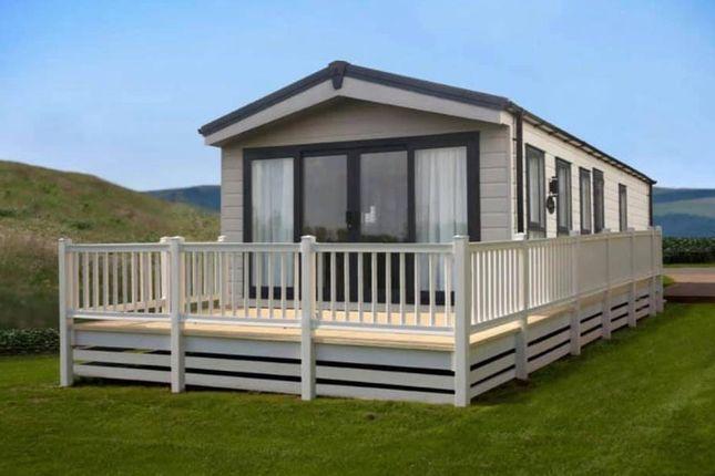 Thumbnail Mobile/park home for sale in Superior Deluxe, Dog Ln, Kelsall, Tarporley