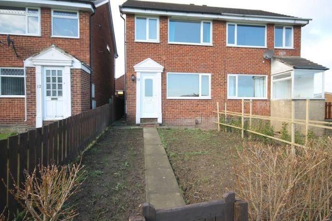 Thumbnail Semi-detached house to rent in Carlow Close, Guisborough