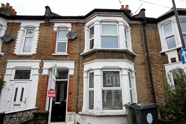 Thumbnail Terraced house to rent in Leyton Park Road, Leyton