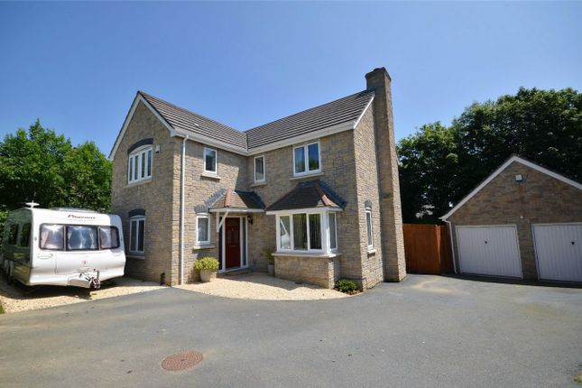 Thumbnail Detached house for sale in College Way, Gloweth, Truro, Cornwall