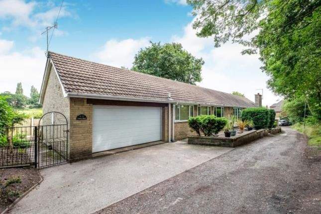 Thumbnail 3 bed bungalow for sale in Newbold Back Lane, Chesterfield, Derbyshire