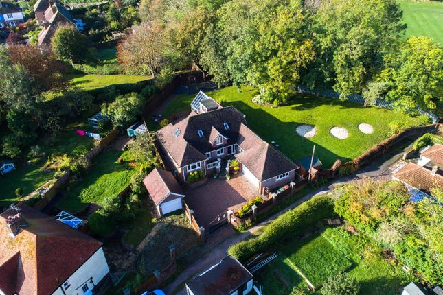 Thumbnail Detached bungalow for sale in Downs Avenue, Eastbourne