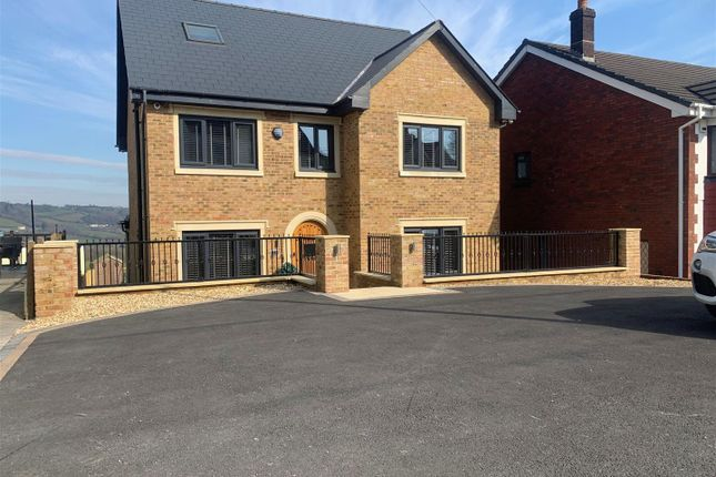 Thumbnail Detached house for sale in Fforest Road, Pontarddulais, Swansea