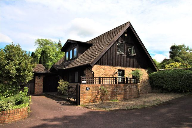 Thumbnail Detached house for sale in Cranston Road, East Grinstead