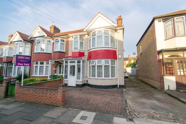 Thumbnail Semi-detached house for sale in Bendmore Avenue, London