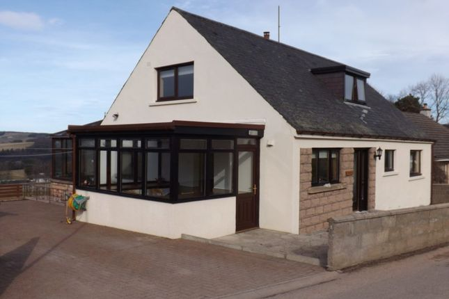 Thumbnail Detached house for sale in Coulnakyle, Conval Street, Dufftown