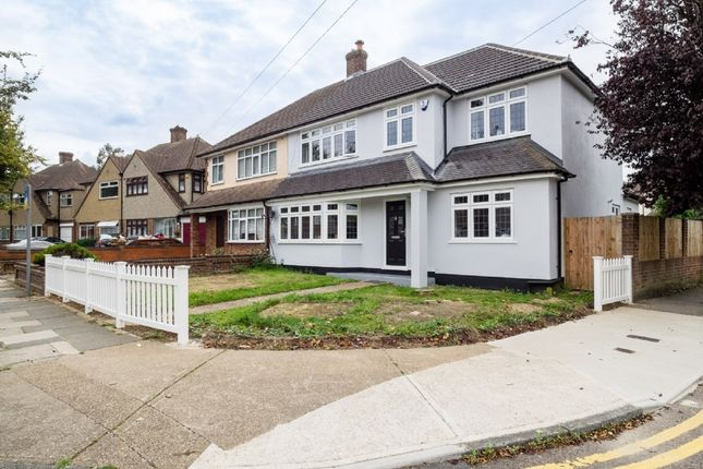 Semi-detached house for sale in Severn Drive, Cranham, Upminster