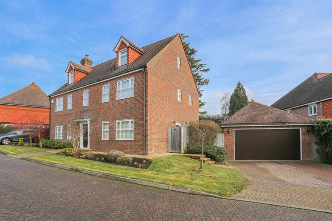 Thumbnail Detached house for sale in Broad Oak, Buxted, Uckfield
