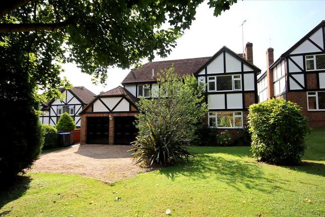Thumbnail Detached house for sale in Longlands, Charmandean, Broadwater, Worthing.