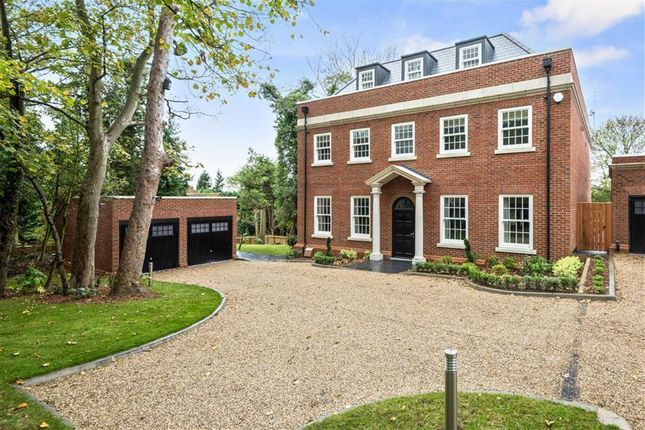 Thumbnail Detached house for sale in Milespit Hill, Mill Hill, London