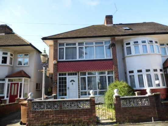 Thumbnail Semi-detached house for sale in Salters Road, Walthamstow, Greater London
