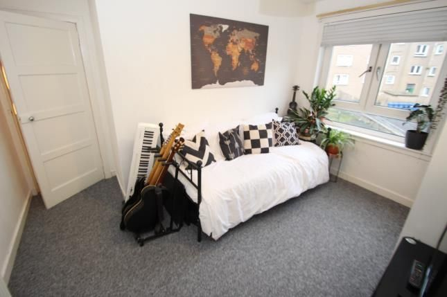 Bedroom Two of Sir Michael Street, Greenock, Inverclyde PA15