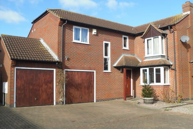 Thumbnail Property for sale in Glenfields, Whittlesey