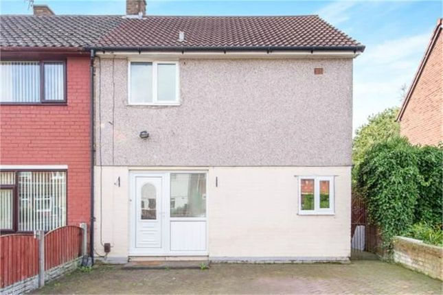 Thumbnail End terrace house for sale in Abberley Road, Liverpool, Merseyside
