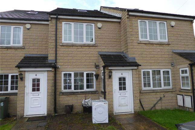 Thumbnail Town house to rent in The Sycamores, Illingworth, Halifax