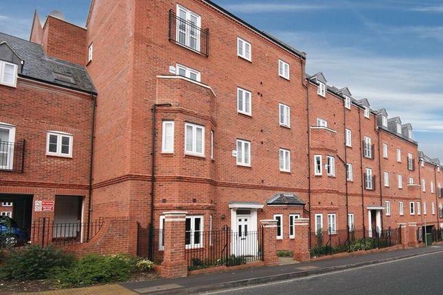 Thumbnail Flat to rent in Cherwell Court, Britannia Road, Banbury
