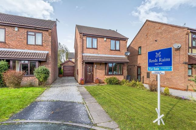 Thumbnail Detached house for sale in Burnside Close, Meir Park, Stoke-On-Trent