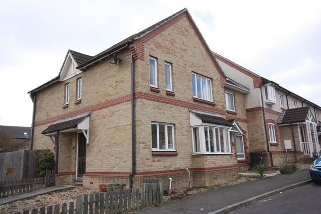 Thumbnail End terrace house to rent in St Andrew's View, Taunton