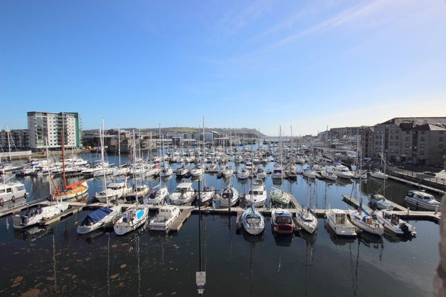 Thumbnail Flat for sale in Harbourside Court, Hawkers Avenue, Sutton Harbour, Plymouth, Devon