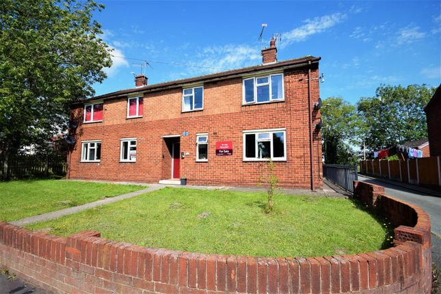 Thumbnail Flat for sale in Dean Road, Wrexham