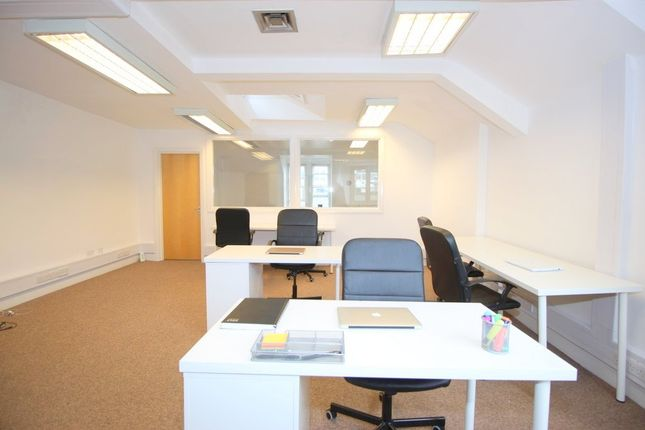 Office to let in Fleet Street, London
