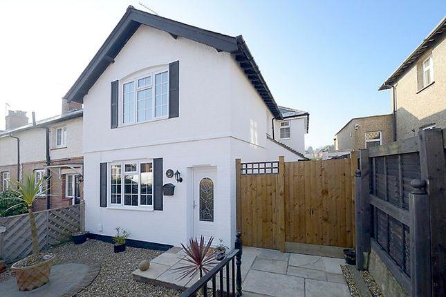 Thumbnail End terrace house for sale in Kings Road, Aldershot, Hampshire