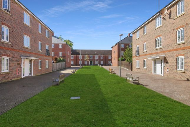 Communal Gardens of The Boulevard, Tangmere, Chichester PO20