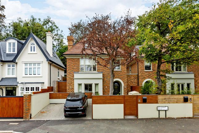 Thumbnail Detached house for sale in Belvedere Drive, London